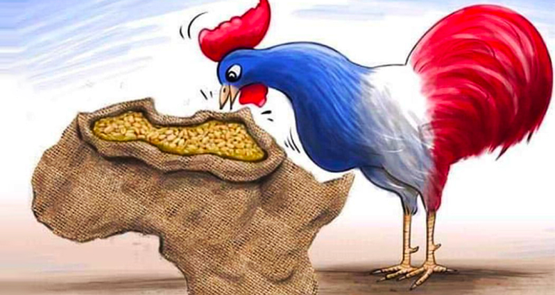 The legacy of French colonialism in Africa