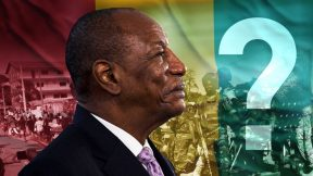 Coup in Guinea: A demonstration of French weakness?