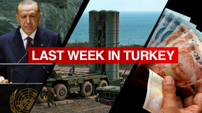 Interest rate drop by Turkish central bank; President Erdogan's messages in the UN General Assembly; President Erdogan's statements on the purchase of S-400 missile systems