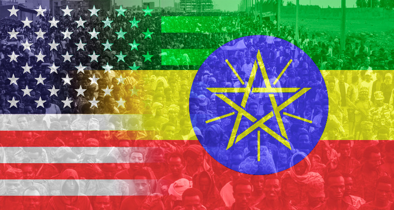 Western Powers continue to aggravate conflict in Ethiopia