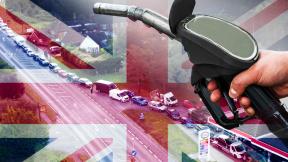 UK fuel shortage