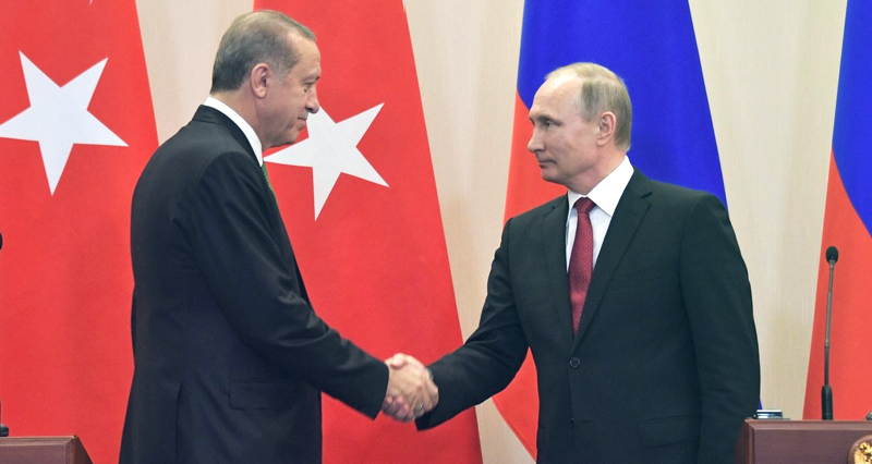 """""""Turkey and Russia are heading towards a comprehensive and joint regional strategy"""""""