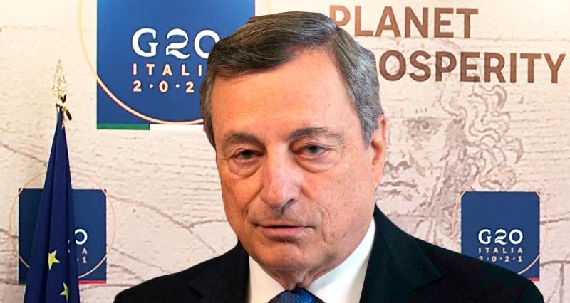 G-20 on Afghanistan: the noisy silence about Draghi's glamorous failure